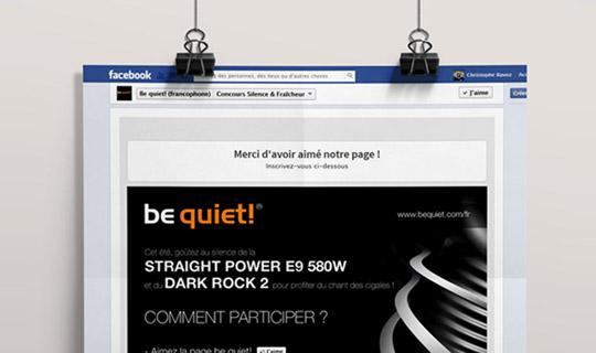 Bequiet! | Facebook Event