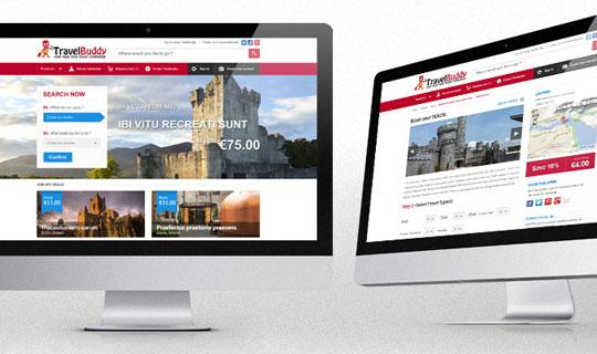 Travelbuddy | Site Web