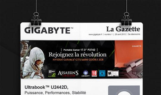 GIGABYTE| E-Paper