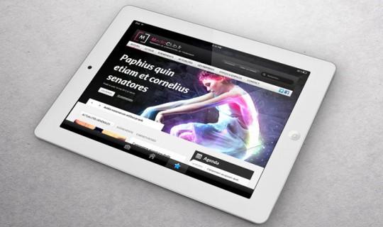 MediaClub | Site Web