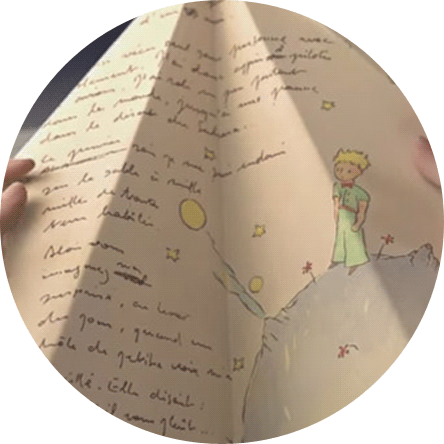 Bande annonce du film d'animation Le Petit Prince
